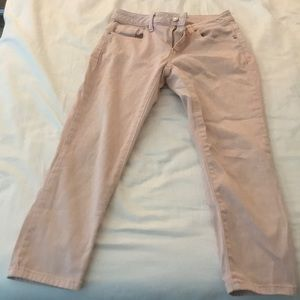 Michael Kors cropped skinny jeans make an offer!